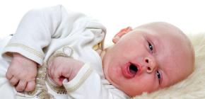 Почему гнойная ангина у грудничка и у ребенка в 1 год — вовсе не ангина?