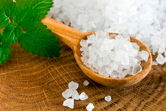 Соль для приготовления солевого раствора от насморка у детей