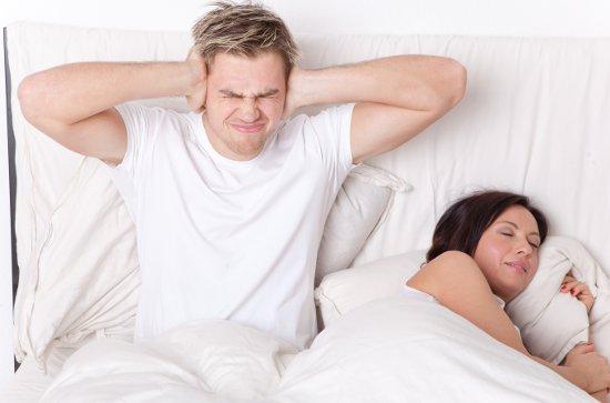 Что вы делаете если супруг храпит