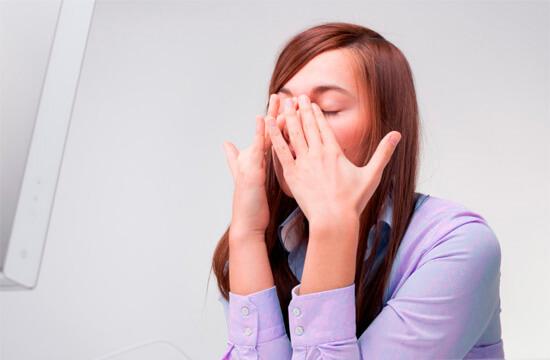 Лечим заложенность носа