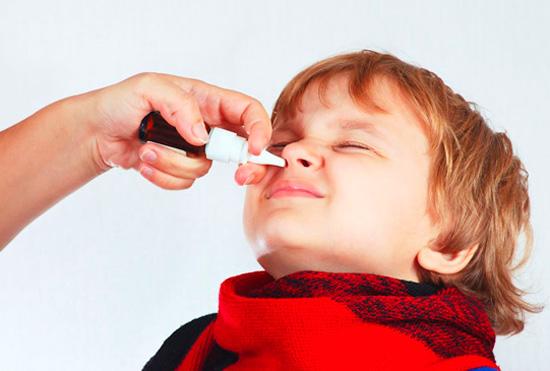 Капли Пиносол для ребенка
