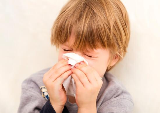 Народные средства от насморка для детей 3 лет