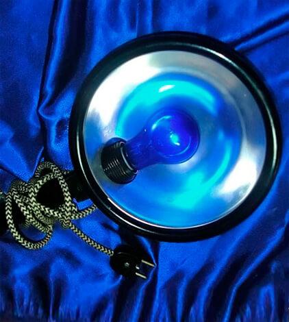 Ультрафиолетовая лампа от насморка