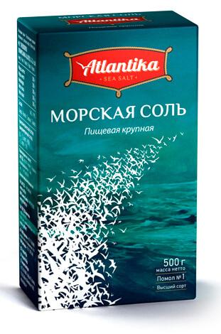 Морская соль от насморка