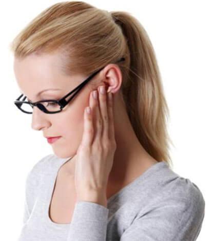 Заложенное ухо