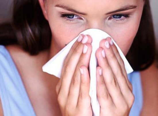 Ингаляции немного улучшают состояние слизистой оболочки носа.