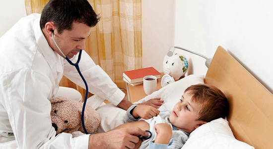 Прежде чем проводить лечебные процедуры, проконсультируйтесь у врача и выясните причины заболевания.