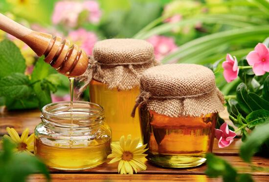 Мед в банках от насморка
