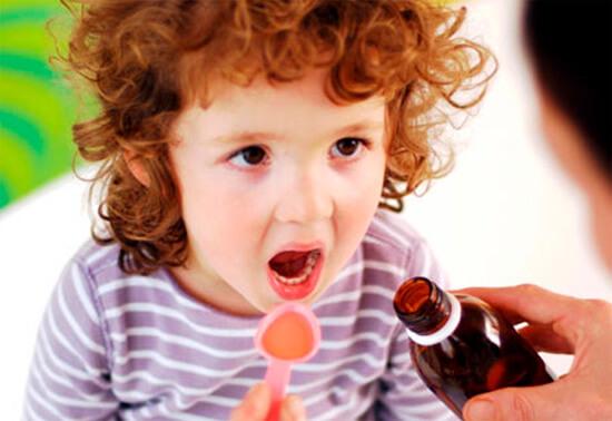 Лечение ангины у ребенка