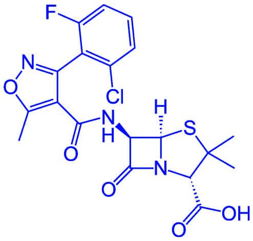 Флуклоксациллин