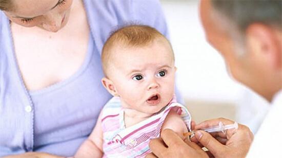 Внутримышечная инъекция ребенку