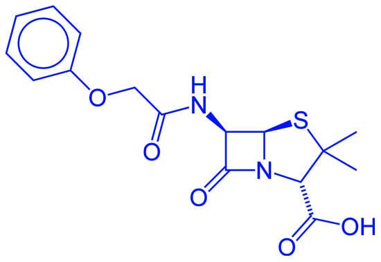 Феноксиметилпенициллин (Phenoxymethylpenicillinum)