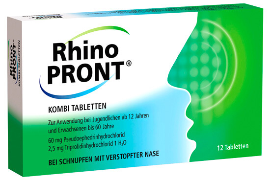 Упаковка Ринопронт