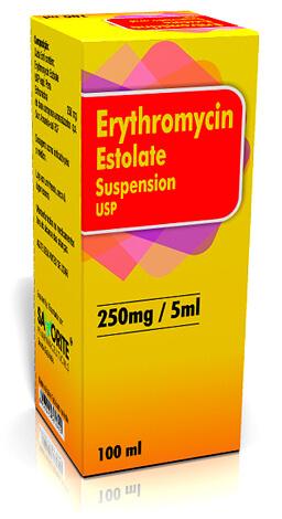 Главный недостаток эритромицина заключается в неустойчивости его к действию кислот пищеварительного тракта.