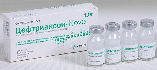 Один из существенных недостатков Цефтриаксона - болезненные уколы с долго не проходящими гематомами и инфильтратами.