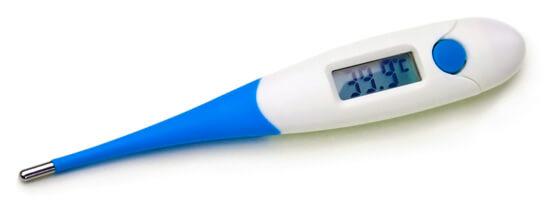 Повышенная температура тела - важный диагностический признак ОРВИ.