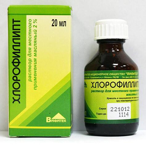 Нет доказательств того, что хлорофиллипт может хоть как-то повлиять на течение ОРВИ.