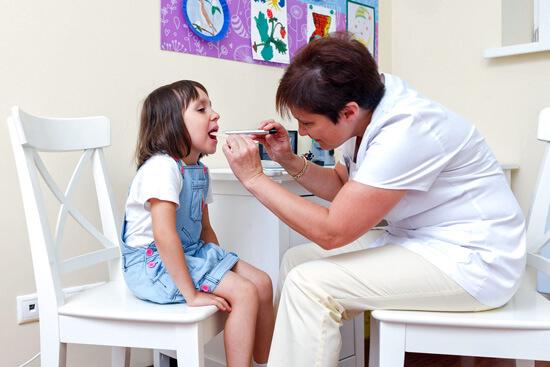 Врач нужен как минимум для того, чтобы правильно диагностировать болезнь у ребенка.