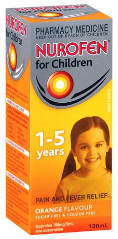 Среди других безопасных детских антипиретиков Нурофен выделяется продолжительностью действия - он обеспечивает жаропонижающий эффект на 6-8 часов.