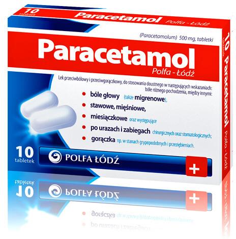 Несмотря на относительно короткий срок действия (до 6 часов) Парацетамол популярен за счёт своей безопасности.