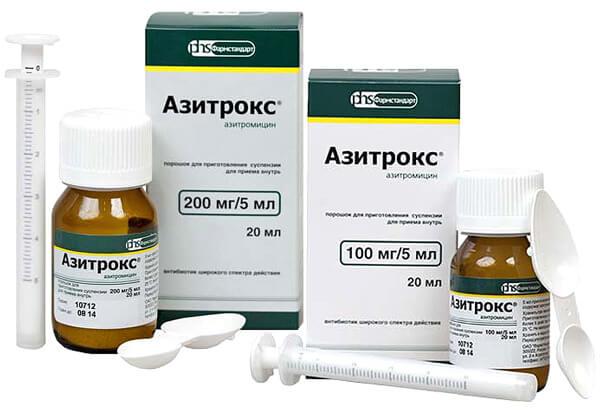 Азитромицин эффективен при ангине у девяти больных из десяти.