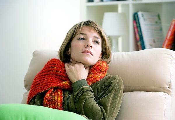 Чем меньше греть горло при ангине, тем быстрее завершится сама болезнь.