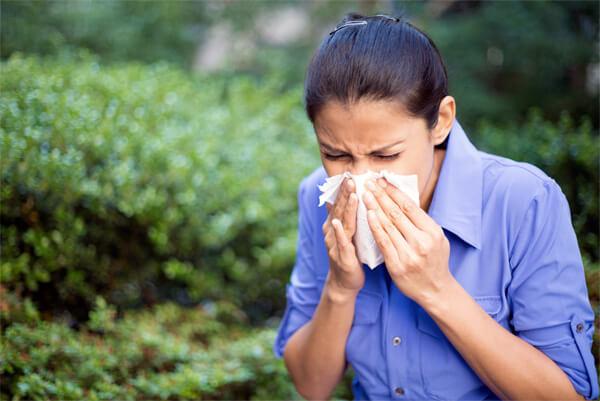 Типичный вазомоторный ринит беременных на свежем воздухе ослабевает.