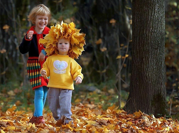 Если в начале осени ребенка привить, зимой он будет надежно защищен от гриппа.