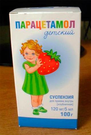 Флакона Парацетамола хватит на более долгий срок, чем упаковки таблеток детского Антигриппина, а цена его ниже.