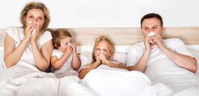 О причинах постоянного насморка с утра и ночной заложенности носа