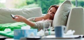 Что делать, если на 11 неделе беременности начались насморк и ангина?
