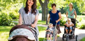 Можно ли гулять при насморке взрослым и детям?