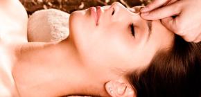 Как правильно проводить точечный массаж при насморке