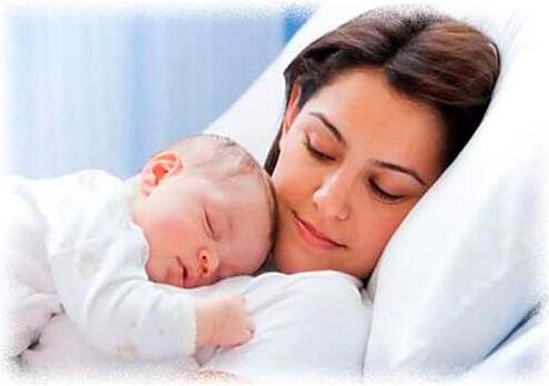 На поздних сроках беременности ринит не влияет на формирование плода.