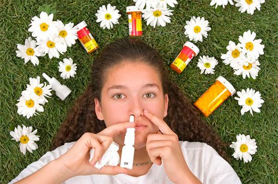 Лечение гнойного насморка