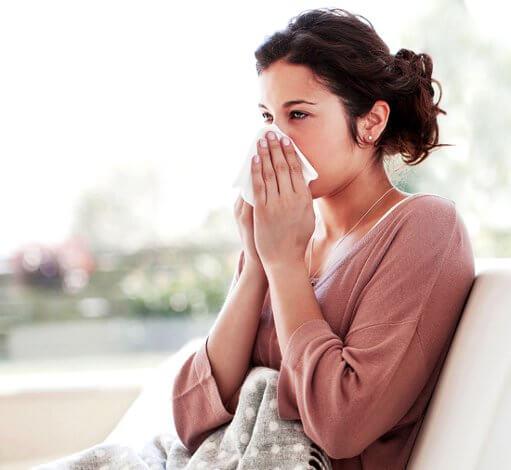 Вылечить насморк при беременности