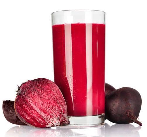 Сок свеклы при насморке лучше всего просто пить.