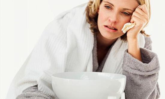 Ингаляции от насморка в середине беременности предпочтительнее чем аптечные препараты.