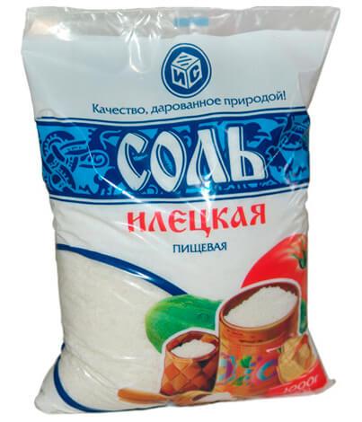 Соль для раствора