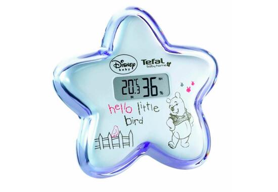 Детский комнатный термометр-гигрометр