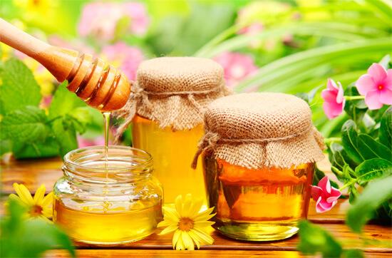 Мёд как народное средство от насморка