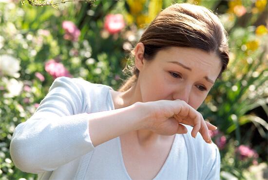 Аллергический ринит у беременной
