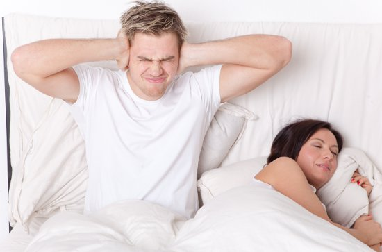 Беременные часто храпят во сне