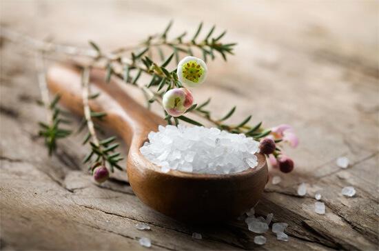 Соль для приготовления солевого раствора