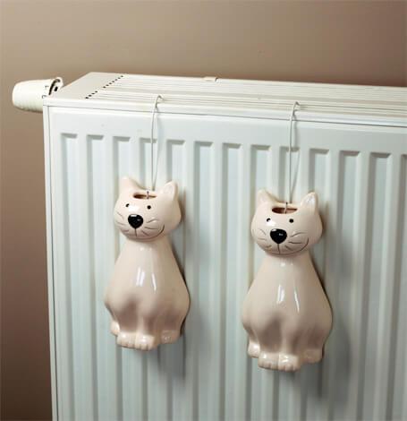 Увлажнители воздуха на радиатор