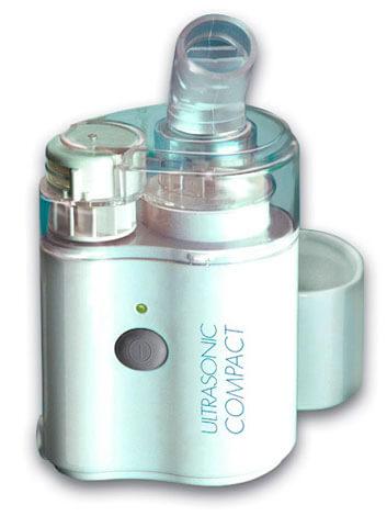 Прибор для лечения заболеваний легких не действует против заложенности носа.