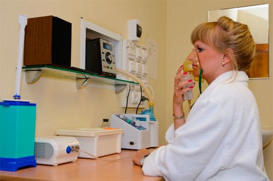 Устройства для лечения болезней легких и бронхов, создающие аэрозоли, широко применяются в медицине.