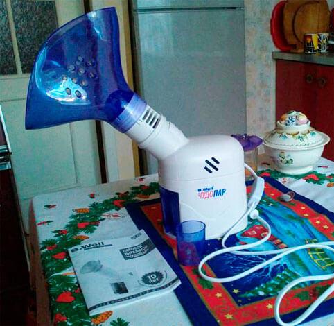 Ингалятор для домашнего применения