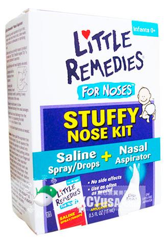 Капли для увлажнения носа