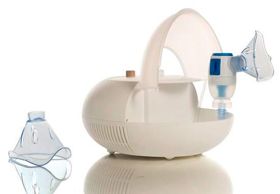 Только небулайзер способен вырабатывать частицы пара достаточной дисперсности для проникновения в нижние дыхательные пути.